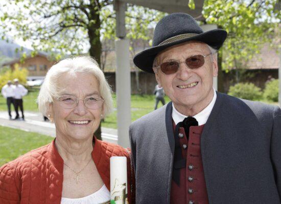 Erika und Albert
